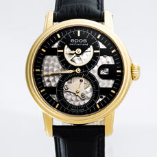 Epos - Limited Edition Men's Automatic - 3392/F-SK-YG-BLK - Men - 2011-present