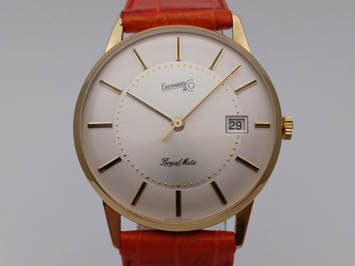 Eberhard & Co. - Royal Matic - No Reserve Price - Ref. 26801/2 - Unisex - 1990–1999
