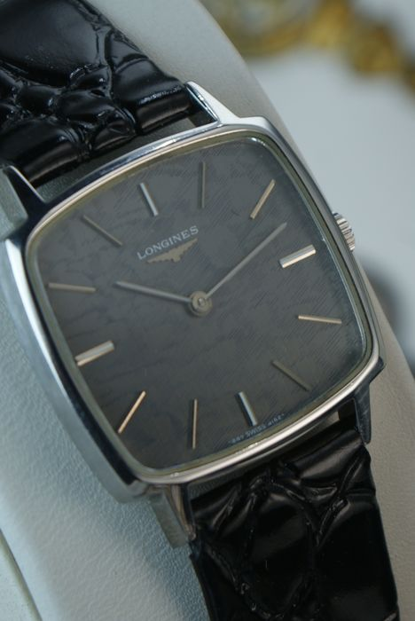 Longines - mechanical  - in mint condition - Heren - 1970-1979