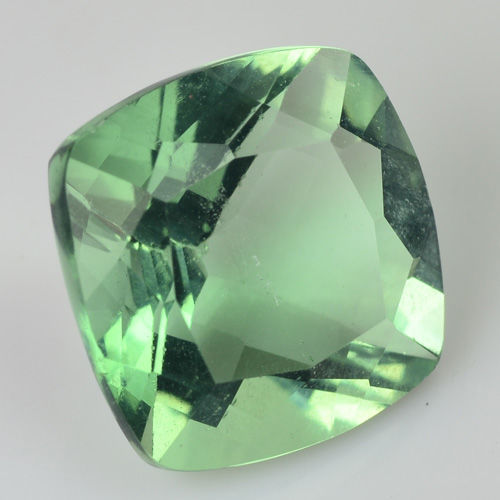 Fluorite - Light Green - 4.58 ct - No reserve