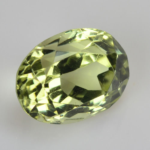Sillimanite - Light Greenish Yellow - 1.55 ct - No Reserve