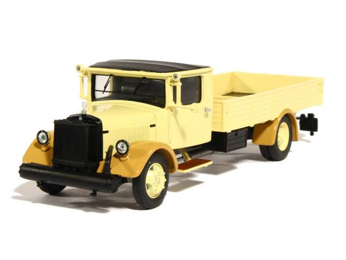 Premium Classixxs - 1:43 - Mercedes-Benz Lo 2750 Holzvergaser - Limited Edition of 500 pcs.
