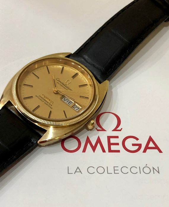 Omega - Constellation - Unisex - 1960-1969
