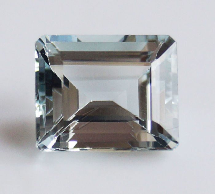 Aquamarine - 4.31 ct