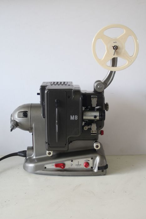 Paillard Bolex M8 Projector - for 8 mm film