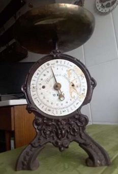Old 1910 scale