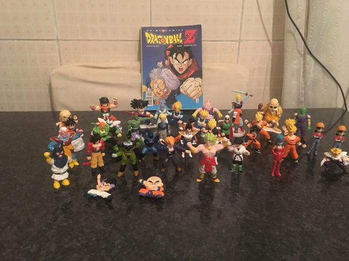 38 Action Figure Dragon Ball Collection - 15,5 cm