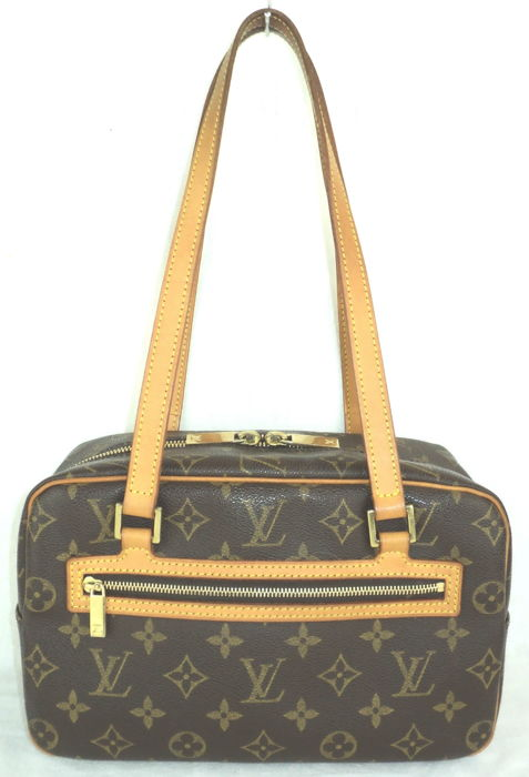 Louis Vuitton - Monogram Cite MM  Shoulder Bag