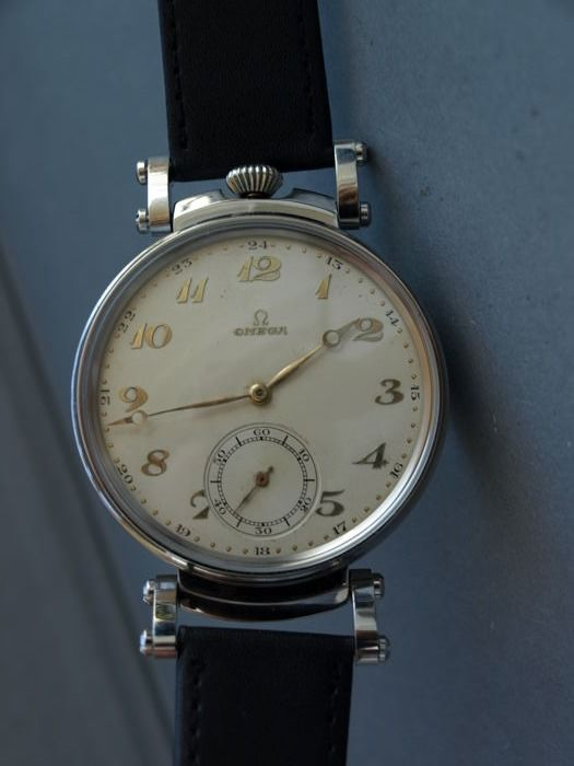 Omega - Marriage watch - 7813240 - Men - 1901-1949