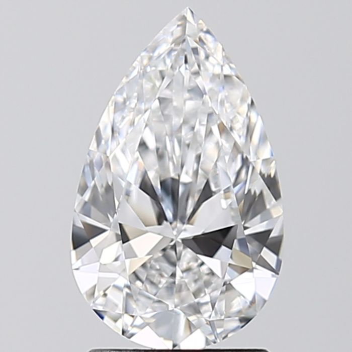 Pear Brilliant 1.50ct D VS1 GIA- original image -10x #1192309131