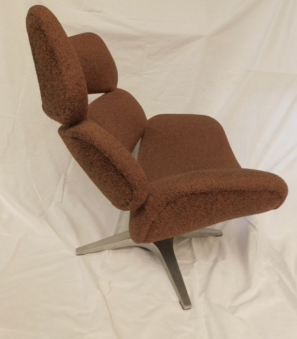 Rohé - vintage lounge chair