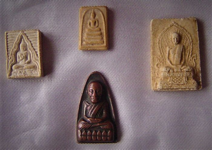 Amulets - Thailand - 1945 and post-1950