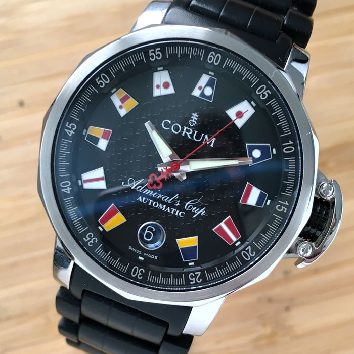 Corum - Admiral´s Cup Automatic Throphy Cup Men´s Watch   - Men - 2000-2010
