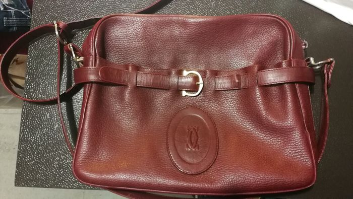 Cartier Crossbody tas - Vintage