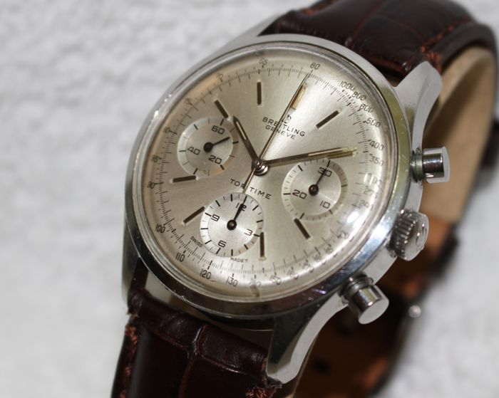 Breitling - Top Time Chronograph - Ref. 810 - Heren - Ca. 1970