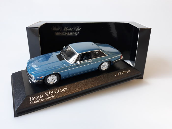 MiniChamps - 1:43 - Jaguar XJS Coupé 1980 - Limited Edition of 2.016 pcs.
