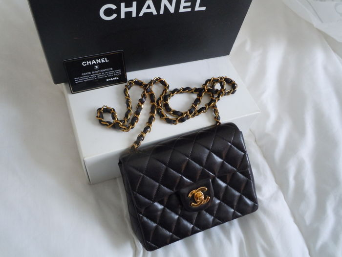 Chanel - Mini Flap Shoulder bag - Vintage
