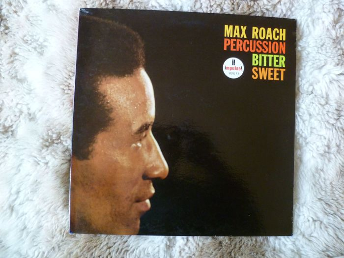 Max Roach  - Percussion Bitter Sweet