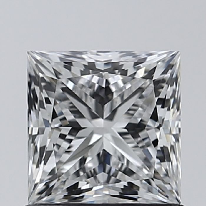 Princess Cut 1.01ct D VS2 GIA- original image -10x #2193257138
