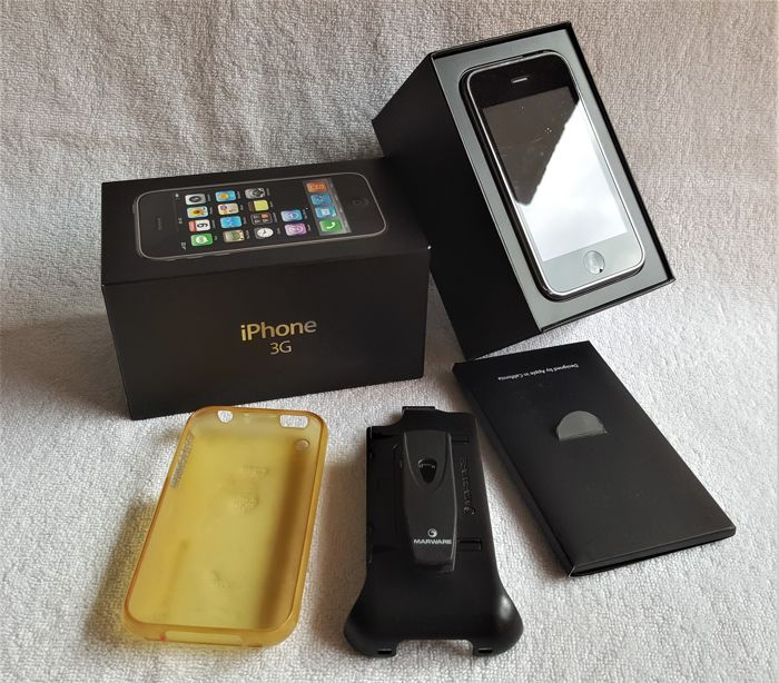 Mobile Phone iphone 3G 8GB - Model a1241 - Original Box