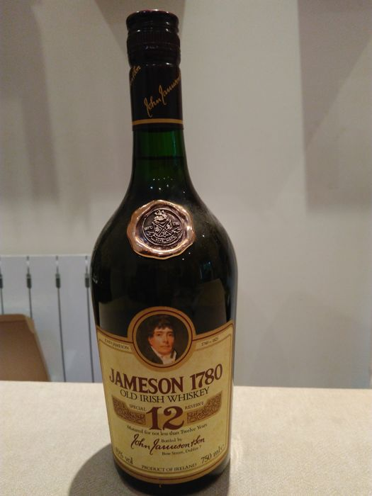'Jameson 1780' 12 years old - 750ml