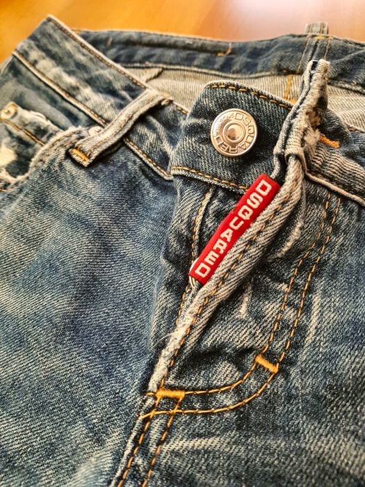 Dsquared2 - Men's Jeans - Made in Italy