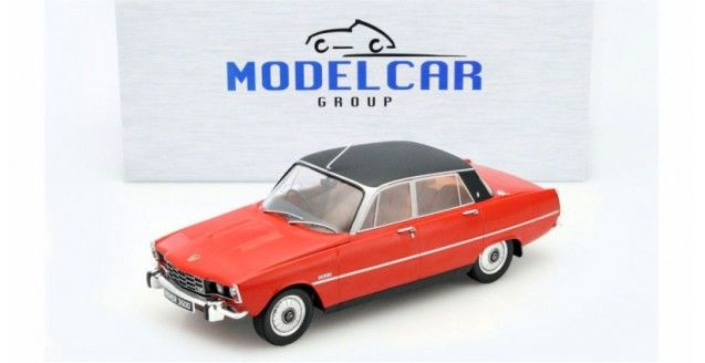 Modelcar Group - 1:18 - Rover 3500 V8