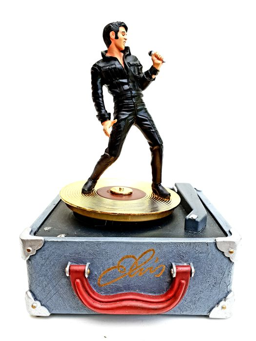 Elvis Presley - Revolving Music Box - Heartbreak Hotel