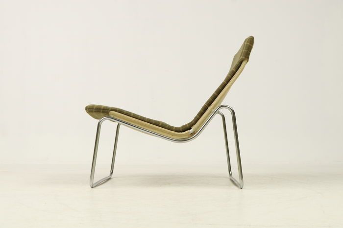 Danish Furniture Producer Designer Unknown Vintage Lounge Chair