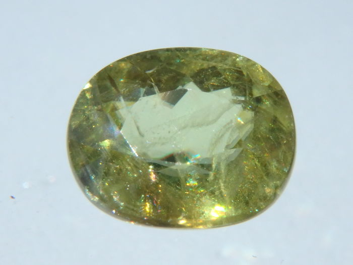 Sphene - Yellow/Green- 2.70ct * No reserve.*