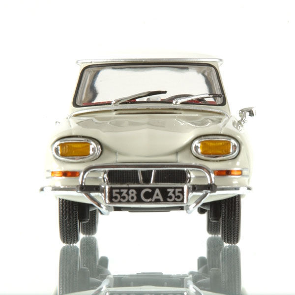 MiniChamps - 1:43 - Citroën Ami 6 1964 - Limited Edition of 3.552 pcs.