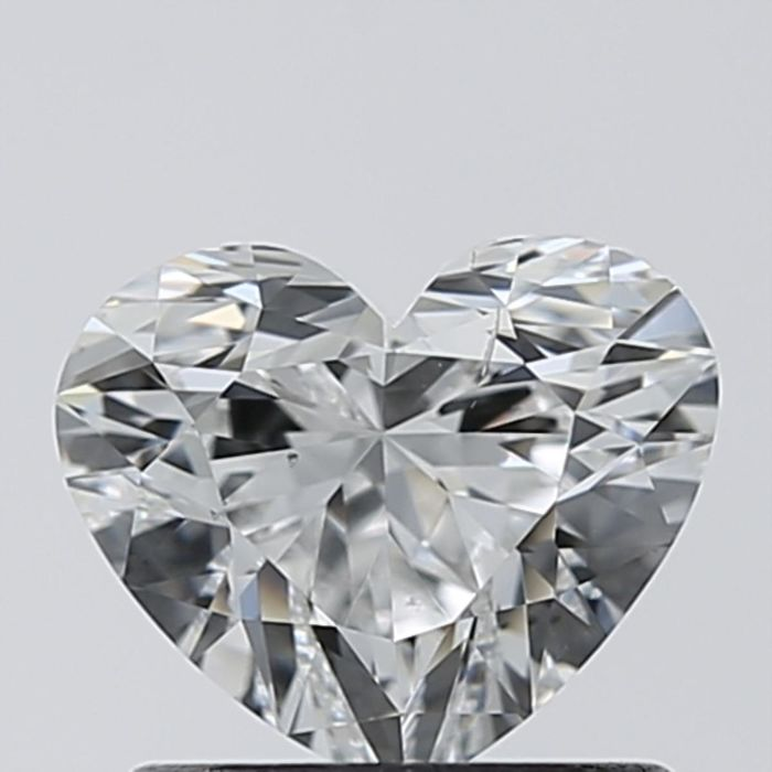 Heart Brilliant 1.01ct F VS2 GIA- original image -10x #1192269134