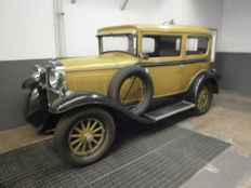 Whippet - Four Tudor Sedan - NO RESERVE PRICE - 1929
