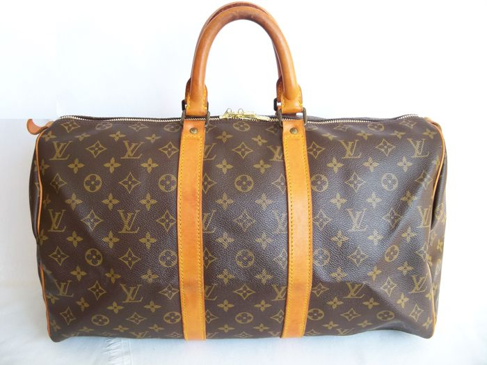 Louis Vuitton - Keepall 45 Luggage bag - *No Reserve price* - Vintage