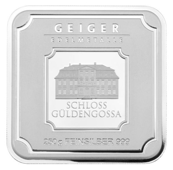 Geiger - 250 g - 999,9 - Minted -Sealed