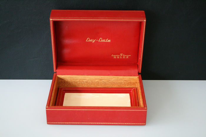 Rolex - Vintage 70ies Day-Date Box, 1803, 1811 - Heren - 1970-1979