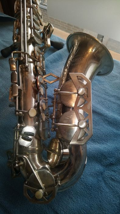 Alt saxofoon DOLNET Paris, made in france. ser.nr.53333