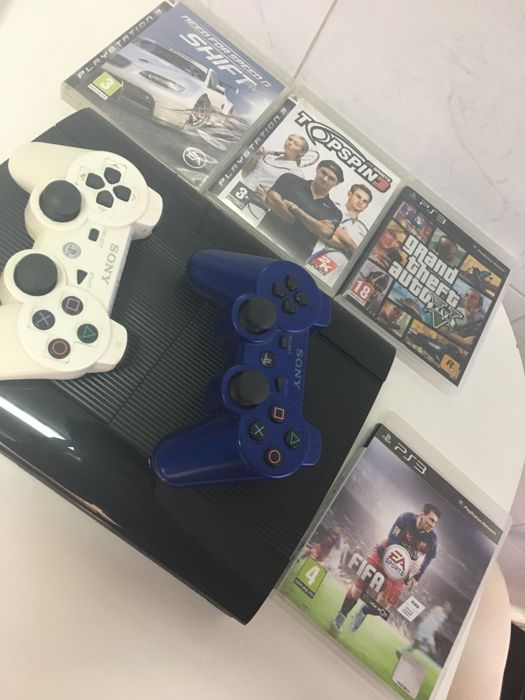 PlayStation 3 With Offer