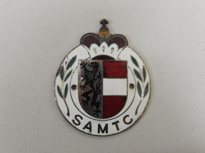 Emblema - SAMTC Salzburger Automobile Motoring Touring Club