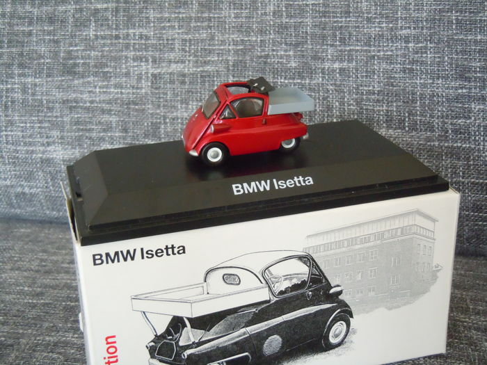 Schuco - 1:43 - BMW Isetta Pick-Up