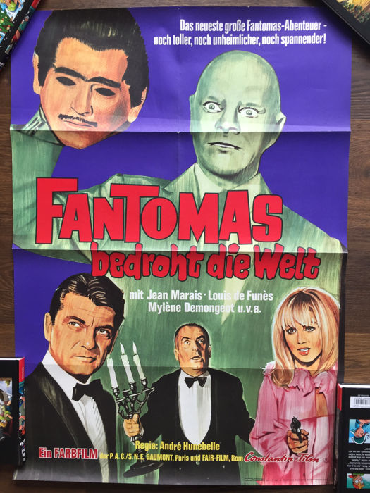 film fantomas contre scotland yard