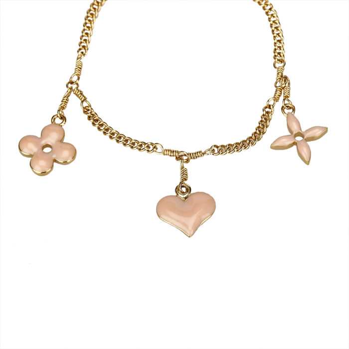 Louis Vuitton - Sweet Monogram Charm Bracelet
