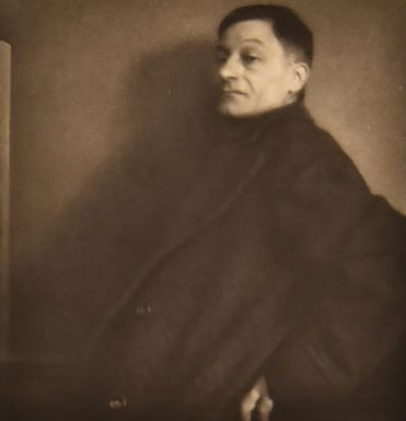 Edward Steichen (1879-1973)  - The Man that Resembles Erasmus
