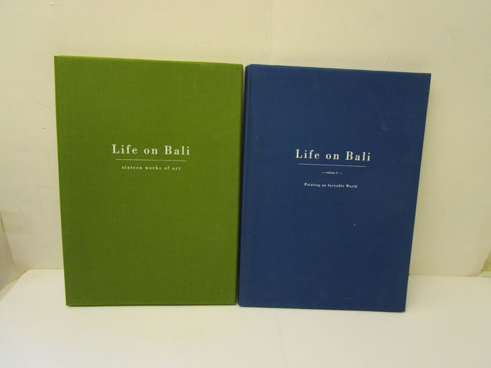 Arend de Roever - Life on Bali - 1994/1995