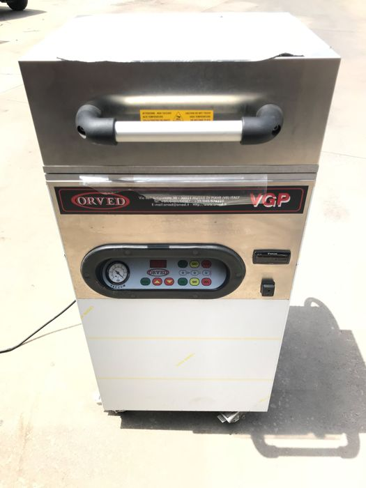 ORVED VGP Thermosealing Vacuum Machine VGP230V