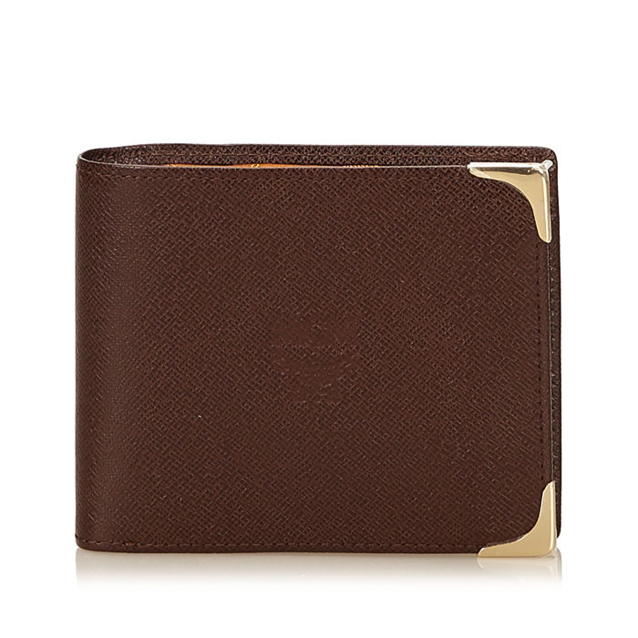 MCM - Leather Small Wallet