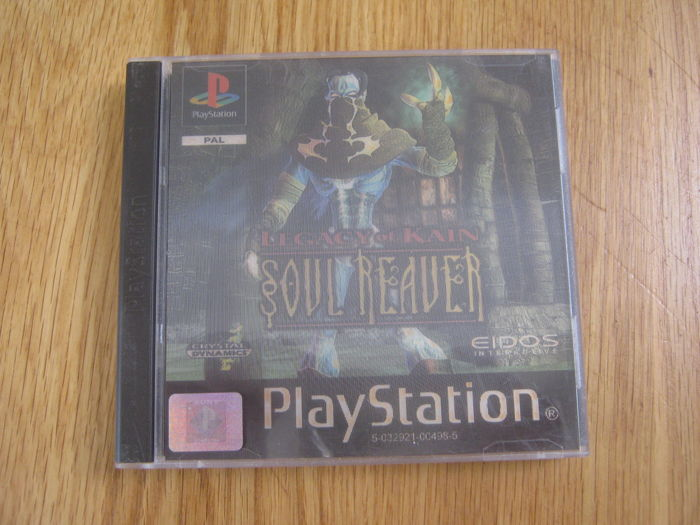 3 Top games for the playstation 1: Soul Reaver + KKND
