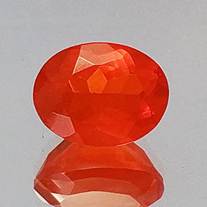 Fire Opal - 1.41 ct - No Reserve Price