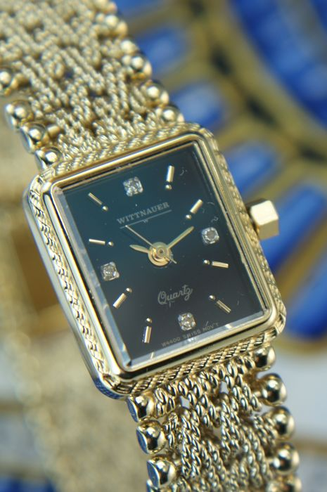 Wittnauer -  - Women - Luxury  Swiss Watch-Bracelet