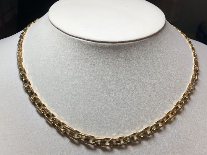 Premet - 18 kt yellow gold necklace